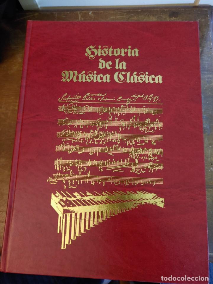 Libros de segunda mano: HISTORIA DE LA MUSICA CLASICA. COMPLETA 6 TOMOS. EDITORIAL PLANETA. ILUSTRADOS, pymy 21 - Foto 2 - 217713771