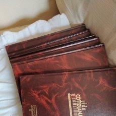 Libros de segunda mano: VIDA COTIDIANA Y CANCIONES DÉCADA DE LOS 40 HASTA LOS 80 6 TOMOS DEL PRADO. Lote 217921268