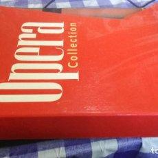 Libros de segunda mano: OPERA COLLECTION I - ORBIS - CARPETA CUADERNILLOS ZZ 105. Lote 218145527