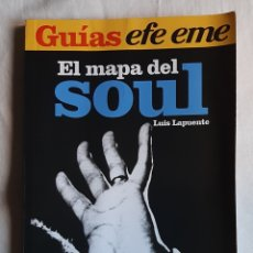 Libri di seconda mano: GUIAS EFE EMEN. 2 EL MAPA DEL SOUL LUIS LAPUENTE MOTOWN STAX ATLANTIC CHESS RHINO. Lote 219210756
