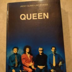 Libros de segunda mano: QUEEN - JACKY GUNN / JIM JENKINS. CÁTEDRA DESCATALOGADO - MUY BUEN ESTADO. Lote 221500021