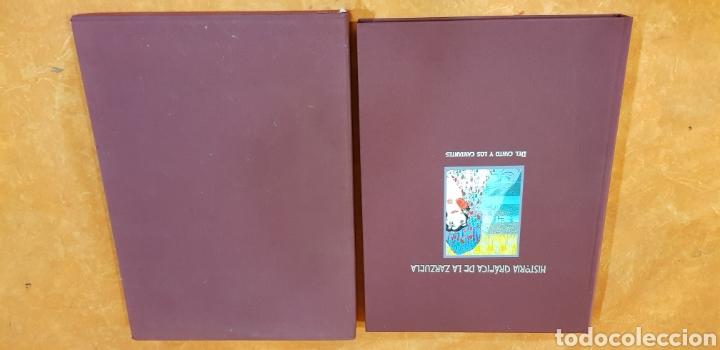 Libros de segunda mano: HISTORIA GRÁFICA DE LA ZARZUELA . DEL CANTO Y LOS CANTANTES - Foto 2 - 221711992