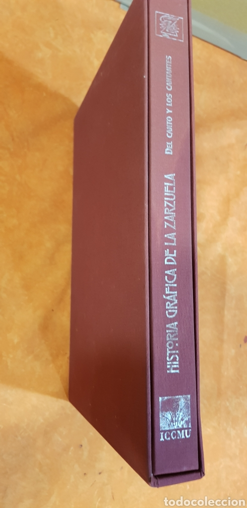 Libros de segunda mano: HISTORIA GRÁFICA DE LA ZARZUELA . DEL CANTO Y LOS CANTANTES - Foto 9 - 221711992