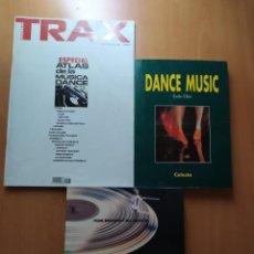 Libros de segunda mano: MÚSICA DANCE. Lote 222600788