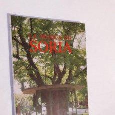 Libros de segunda mano: LA MUSICA EN SORIA, FRANCISCA GARCIA 1983,TAPA BLANDA,. Lote 222722622