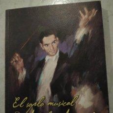Libros de segunda mano: EL SOPLO MUSICAL DE ATAULFO ARGENTA. SALVADOR ARIAS. Lote 222843632