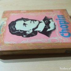 Libros de segunda mano: CHOPIN / IPPOLITO VALETTA / ATALAYA 1945 BUENOS AIRES / ZESQ404. Lote 223269200