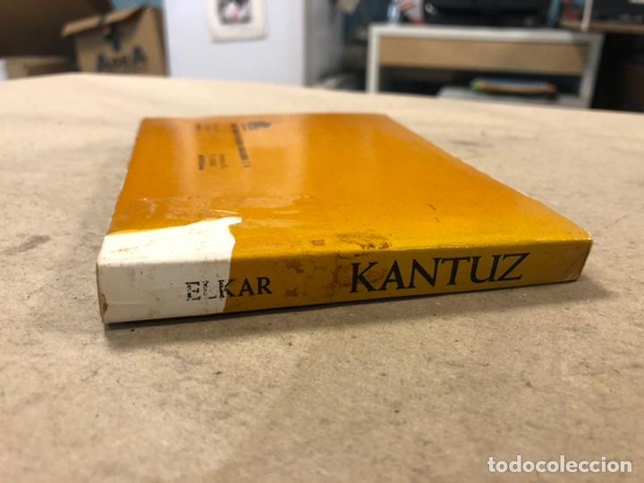 Libros de segunda mano: KANTUZ, RECUEIL DE 120 CHANSONS POPULAIRES BASQUES. PAUL ETCHEMENDY et PIERRE LAFITTE. ELKAR 1980. - Foto 10 - 224856485