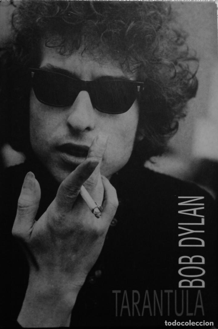 BOB DYLAN. TARÁNTULA GLOBAL RHYTHM EDICIÓN ESPAÑOL DE 2007 TAPA DURA CON SOBRECUBIERTA (Libros de Segunda Mano - Bellas artes, ocio y coleccionismo - Música)
