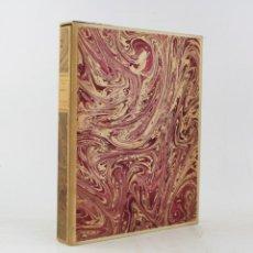 Libros de segunda mano: ANTOLOGIA LÍRICA DE POBLET, 1950, TORRELL DE REUS, BARCELONA. 28,5X23,5CM. Lote 228128810