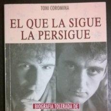 Libri di seconda mano: EL ULTIMO DE LA FILA. EL QUE LA SIGUE LA PERSIGUE. Lote 230362855
