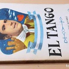 Libros de segunda mano: EL TANGO / VV/AA BUENOS AIRES ARGENTINA / EDITORIAL JORGE ALVAREZ / AE407. Lote 231767020