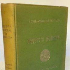 Libros de segunda mano: ORQUESTA MUNICIPAL DE BARCELONA. CONCIERTOS POPULARES. PROGRAMAS. 1953 Y 1954.. Lote 232131690