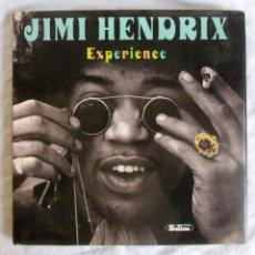 Libros de segunda mano: JIMI HENDRIX, EXPERIENCE, ED. SOLIVE, EN FRANCÉS. Lote 233112245