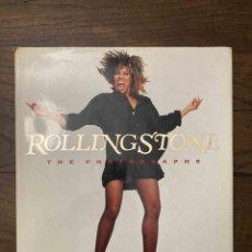 Libros de segunda mano: ROLLING STONE. THE PHOTOGRAPHS. LIBRO. Lote 235616105