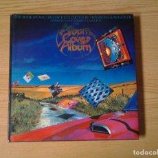 Libros de segunda mano: ALBUM COVER ALBUM HIPGNOSIS/DEAN HAMILTON ED. 1985 DRAGON'S WORLD MUY BUENAS CONDICIONES.. Lote 236554050