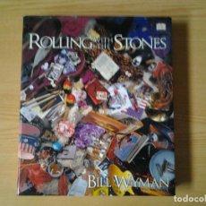 Libros de segunda mano: ROLLING WITH THE STONES LIBRO 512 PAGINAS ED. ORIGINAL 2002 (EN INGLES) EDITADO DK PERFECTAS CONDICI. Lote 236556230