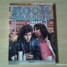 Libros de segunda mano: ROCK DREAMS -GUY PEELLAERT & NIK COHN- ED. TASCHEN 2003 . 224 PAGINAS MUY BUENAS CONDICIONES.. Lote 236557460