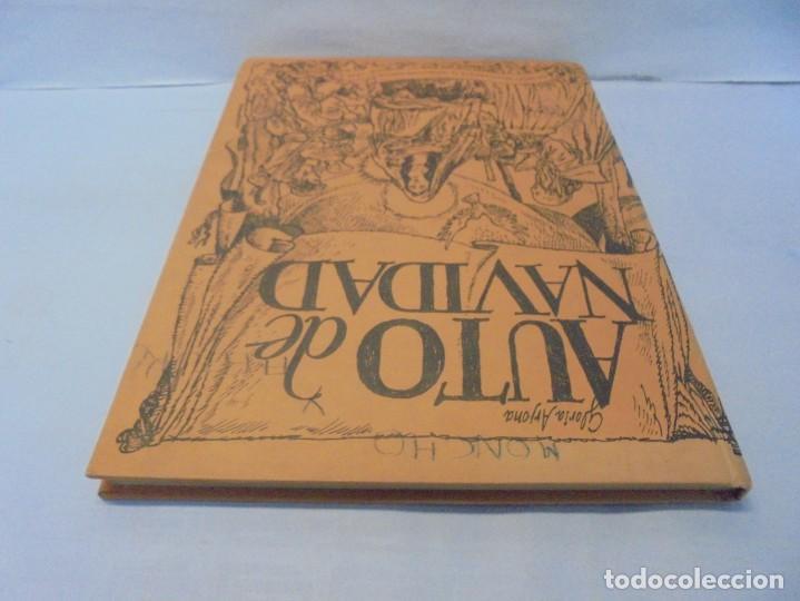 Libros de segunda mano: AUTO DE NAVIDAD. GLORIA ARJONA. EDITORIAL DEPARTAMENTO DE INSTRUCCION PUBLIVA. 1969 - Foto 5 - 236761355