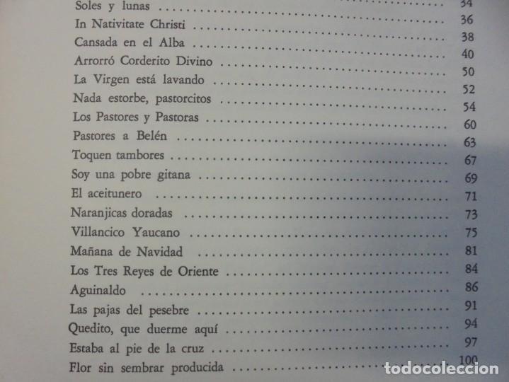 Libros de segunda mano: AUTO DE NAVIDAD. GLORIA ARJONA. EDITORIAL DEPARTAMENTO DE INSTRUCCION PUBLIVA. 1969 - Foto 10 - 236761355