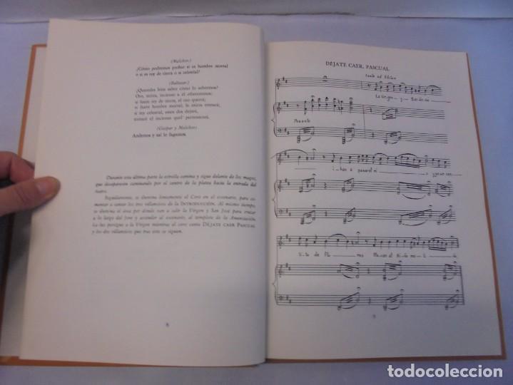 Libros de segunda mano: AUTO DE NAVIDAD. GLORIA ARJONA. EDITORIAL DEPARTAMENTO DE INSTRUCCION PUBLIVA. 1969 - Foto 11 - 236761355