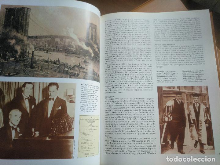 Libros de segunda mano: Los Grandes Compositores, 5 tomos + Instrumentos, Intérpretes y Orquestas, Salvat, 1983 - Foto 4 - 236801825