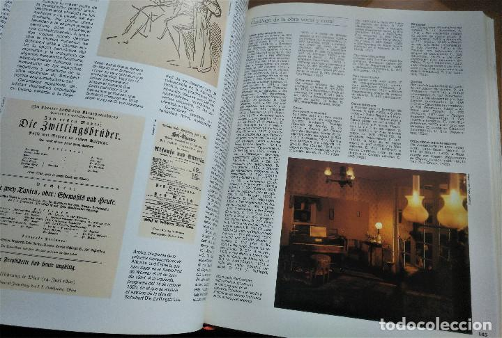 Libros de segunda mano: Los Grandes Compositores, 5 tomos + Instrumentos, Intérpretes y Orquestas, Salvat, 1983 - Foto 7 - 236801825