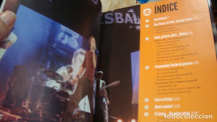 Libros de segunda mano: David Bisbal buen camino con DVD en el interior, medialive - Foto 2 - 237167080