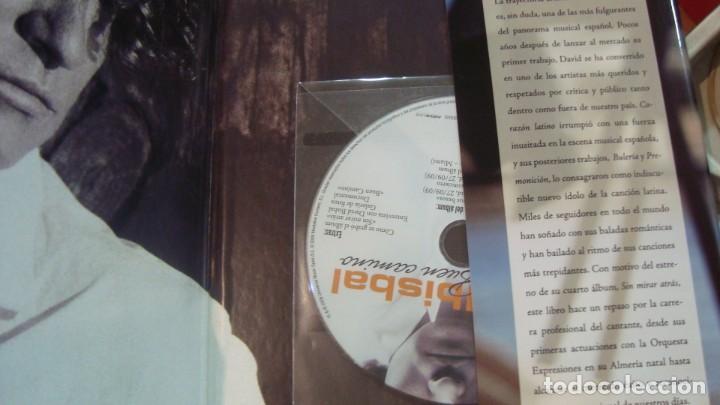 Libros de segunda mano: David Bisbal buen camino con DVD en el interior, medialive - Foto 5 - 237167080