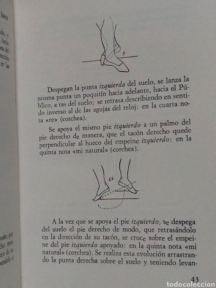 Libros de segunda mano: Gaizka de Barandiarán DANZAS DE EUSKAL ERRI.(2 tomos)Tomo 1y3. Itxaropena - Foto 4 - 237209615