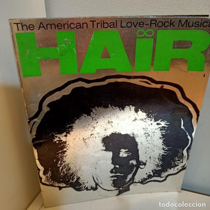REVISTA HAIR, Nº 1, MUSICA / MUSIC, DEWYNTERS, LONDON, 1968 (Libros de Segunda Mano - Bellas artes, ocio y coleccionismo - Música)