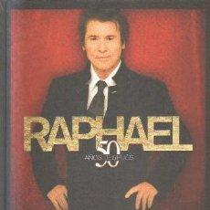 Libros de segunda mano: RAPHAEL 50 AÑOS DESPUES. A-MU-938. Lote 244491420