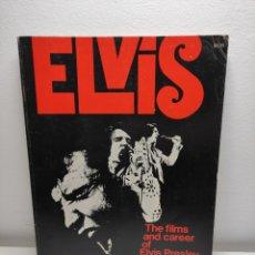 Libros de segunda mano: THE FILMS AND CAREER OF ELVIS PRESLEY. Lote 244686720
