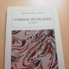 Libros de segunda mano: FORMAS MUSICALES. (ANALISIS). RAMON ROLDAN SAMIÑAN. EDICIONES SEYER. 1ª EDICION.1992. PAG.151.. Lote 245366555