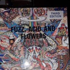 Libros de segunda mano: FUZZ, ACID AND FLOWERS, DE VERNON JOYNSON - THIRD EDITION 1996. Lote 246196685