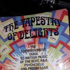 Libros de segunda mano: THE TAPESTRY OF DELIGHTS BY VERNON JOYNSON. Lote 246196775