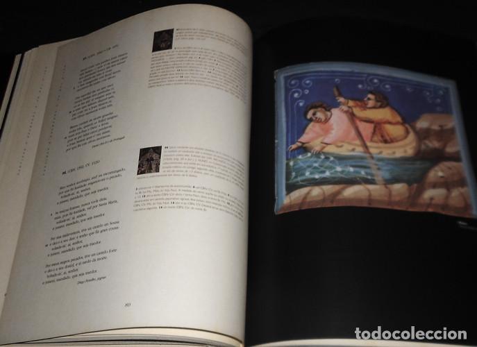 Libros de segunda mano: X119 - CANCIONEROS MEDIEVALES GALEGOS-PORTUGUESES. M. RODRIGUEZ LAPA. CANTIGAS. GALICIA. PORTUGAL. - Foto 5 - 246586340