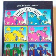 Libros de segunda mano: DICCIONARIO DE THE BEATLES JORDI SIERRA I FABRA PLAZA & JANÉS PAUL MCCARTNEY JOHN LENNON VINILO LP. Lote 246847485