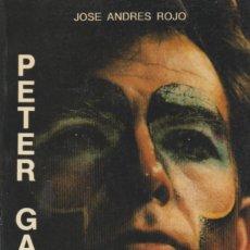 Livros em segunda mão: PETER GABRIEL DE JOSÉ ANDRÉS ROJO. Lote 251403070