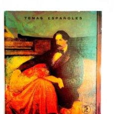 Libros de segunda mano: 1966 - GRANADOS - TEMAS ESPAÑOLES NÚM. 473. Lote 251886220