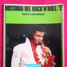 Libros de segunda mano: HISTORIA DEL ROCK 'N' ROLL / 2 - 1977 - CUADERNOS DE ROCK, INICIATIVAS EDITORIALES - PJRB. Lote 255365680