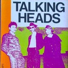 Libros de segunda mano: TALKING HEADS - JAVIER BUENDÍA. Lote 255372095