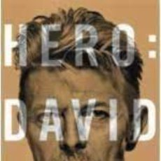 Libros de segunda mano: HERO: DAVID BOWIE-LESLEY-ANN JONES. Lote 255384640