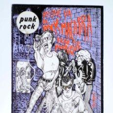 Libros de segunda mano: DE QUE VA 2. DE QUE VA EL ROCK MACARRA (DIEGO A. MANRIQUE) LA PIQUETA, 1977. OFRT. Lote 269763703