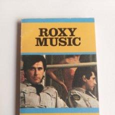 Libros de segunda mano: ROXY MUSIC. RAMÓN DE ESPAÑA. Lote 255962505