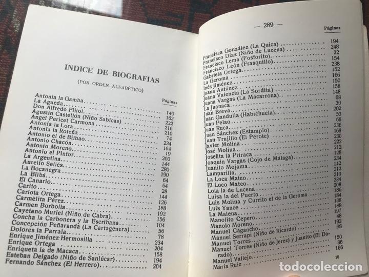 Libros de segunda mano: Arte y artistas flamencos. Fernando el de Triana. Facsímil - Foto 4 - 255996420