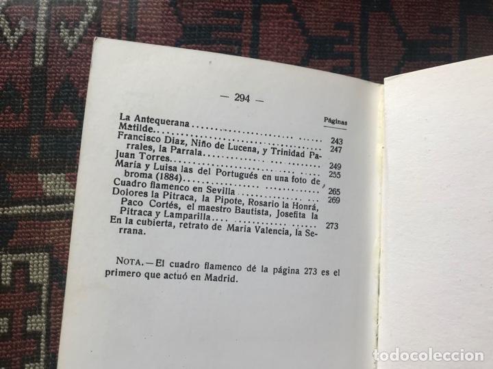 Libros de segunda mano: Arte y artistas flamencos. Fernando el de Triana. Facsímil - Foto 7 - 255996420