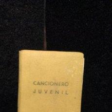 Libros de segunda mano: CANCIONERO JUVENIL, H. MANUEL RODRÍGUEZ, ED. FRENTE DE JUVENTUDES. Lote 262076625