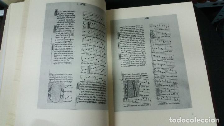 Libros de segunda mano: 1943 - HIGINIO ANGLÉS - La música de las Cantigas de Santa Maria del rey Alfonso el Sabio. 4 tomos - Foto 3 - 262808680