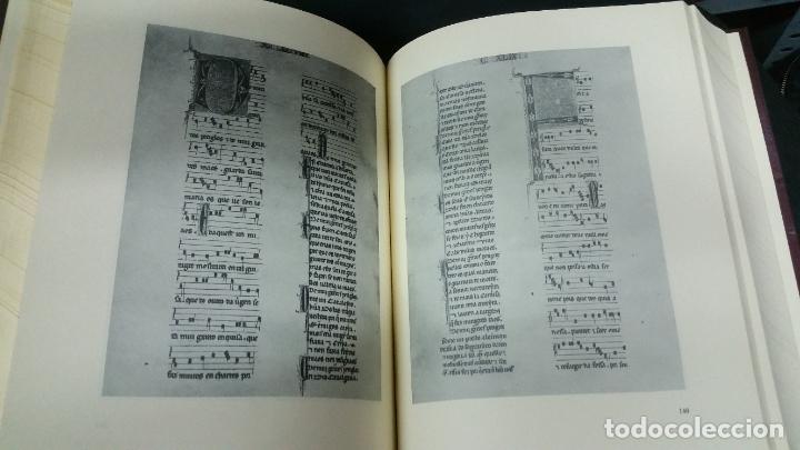 Libros de segunda mano: 1943 - HIGINIO ANGLÉS - La música de las Cantigas de Santa Maria del rey Alfonso el Sabio. 4 tomos - Foto 4 - 262808680